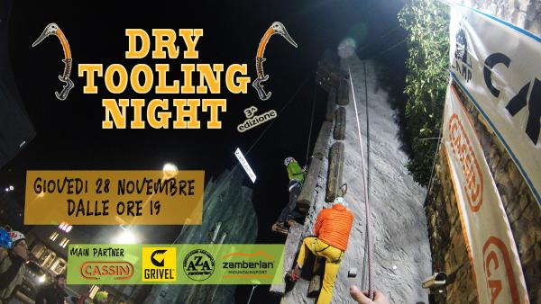 DRY TOOLING NIGHT