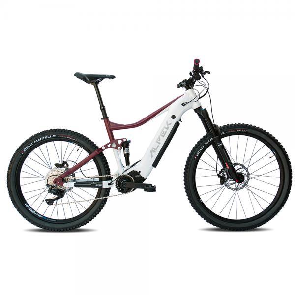 MTB E-bike Evoke COMP (FULL)