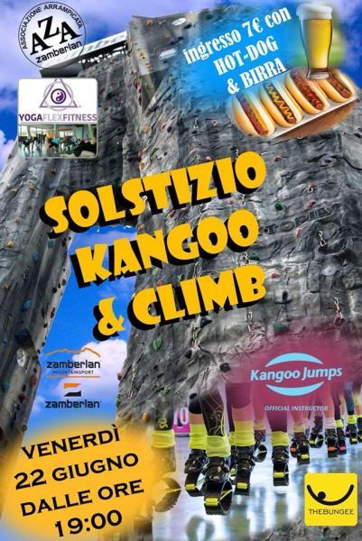 solstizio kangoo & climb